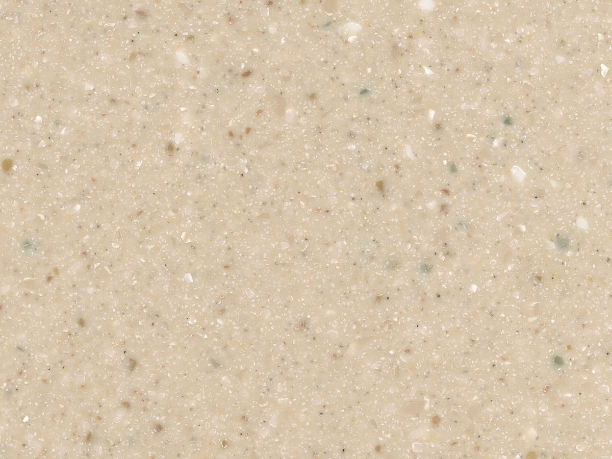 Beige Fieldstone corian worktops UK