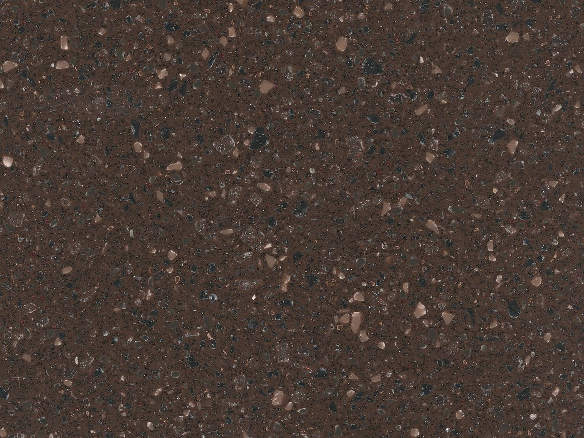 Cocoa Brown corian worktops UK