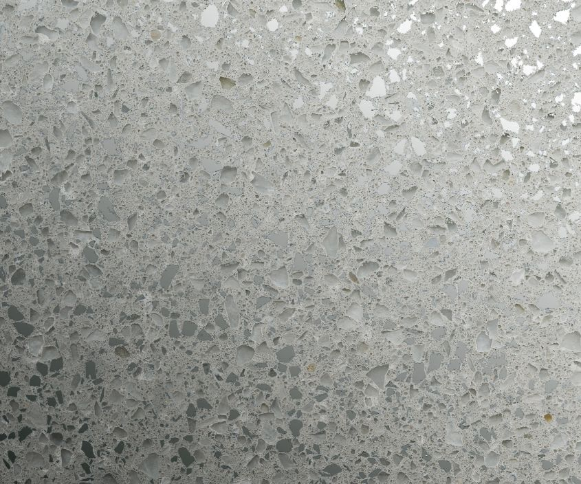 Chrome silestone worktops